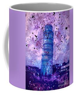 Leaning Tower Of Pisa 2 Coffee Mug