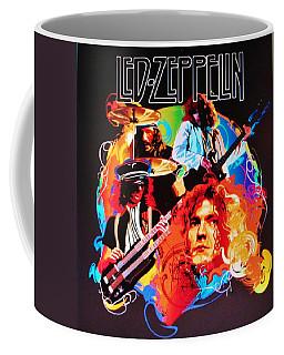 Led Zeppelin Art Coffee Mug
