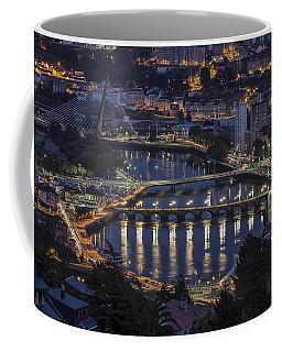 Lerez River Pontevedra Galicia Spain Coffee Mug