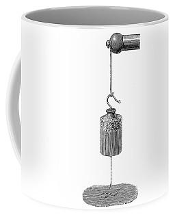 Leyden Jar Coffee Mug