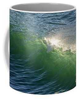 Linda Mar Beach - Northern California Coffee Mug by Dean Ferreira