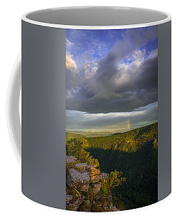 Linville Gorge Sunrise Coffee Mug