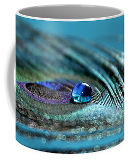 Liquid Blue Coffee Mug