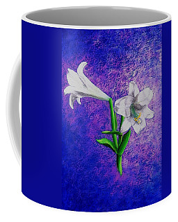 Lockharts  Lillies Coffee Mug