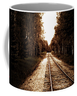 Lonely Railway Coffee Mug