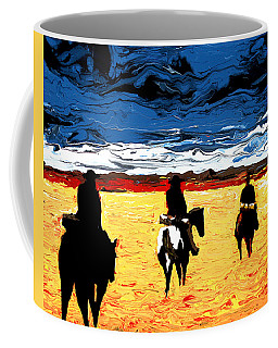 Long Journey Home Coffee Mug