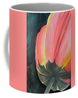 Coffee Mug featuring the painting Looking Up by Betty-Anne McDonald