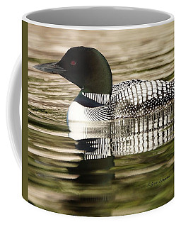 Loon Coffee Mug by Steven Clipperton