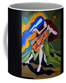 Lost In Music Coffee Mug