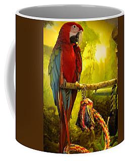 Lucky Look Coffee Mug