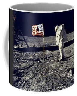 Man On The Moon Coffee Mug