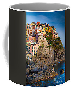Manarola Afternoon Coffee Mug