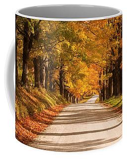 Maple Tree Canopy Coffee Mug