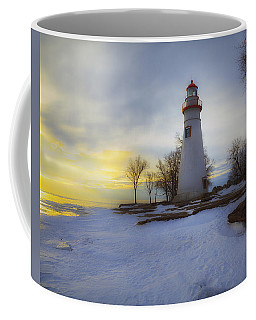 Marblehead Lighthouse Lake Erie Coffee Mug