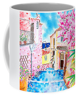 Mediterranean Wind Coffee Mug