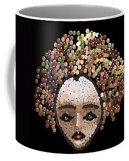 Medusa Bedazzled After Coffee Mug