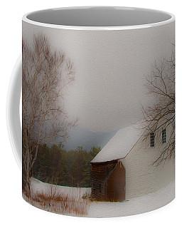 Melvin Village Barn Coffee Mug