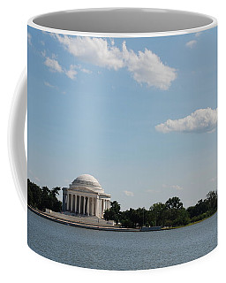 Memorial By The Water Coffee Mug