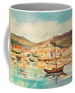 Mentone Harbour Coffee Mug