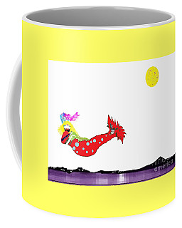 Mermaid 2 Coffee Mug