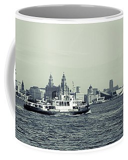 Mersey Ferry Coffee Mug