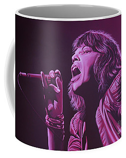 Mick Jagger 2 Coffee Mug