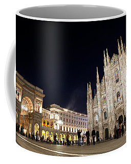 Milan Cathedral Vittorio Emanuele II Gallery Italy Coffee Mug