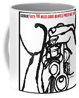 Miles Davis Quintet -  Cookin' With The Miles Davis Quintet Coffee Mug