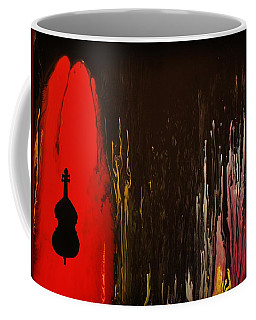 Mingus Coffee Mug by Michael Cross