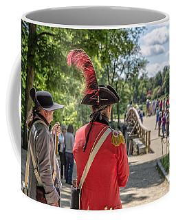 Minute Man National Historical Park Coffee Mug