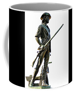 Minute Man Statue Concord Ma Coffee Mug