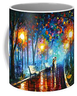 Misty Mood Coffee Mug