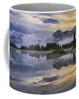 Molas Lake Sunrise Coffee Mug