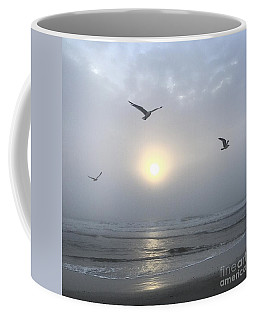 Coffee Mug featuring the photograph Moment Of Grace by LeeAnn Kendall