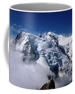 Mont Blanc - France Coffee Mug