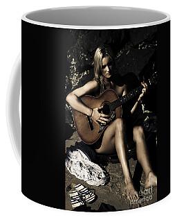 Moonlight Music Coffee Mug