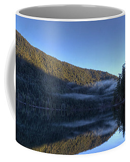 Morning Mist Coffee Mug by Randy Hall