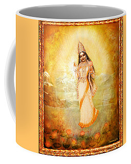 Mother Goddess With Angels Coffee Mug