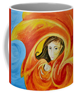 Mother's Warmth Coffee Mug