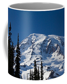 Mount Ranier Coffee Mug