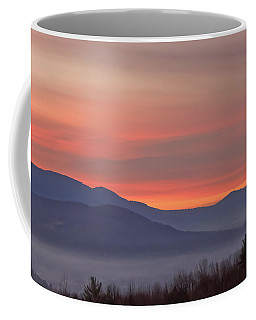 Mountain Sunrise 1 Coffee Mug