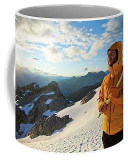 Mountaineering Coffee Mug