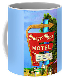 Munger Moss Motel Coffee Mug