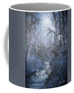 Mystery Coffee Mug by Megan Walsh