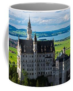 Neuschwanstein Castle - Bavaria - Germany Coffee Mug