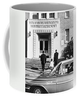 New Orleans School Integration Coffee Mug