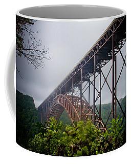 New River Bridge Coffee Mug