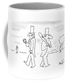 New Yorker August 11th, 1986 Coffee Mug