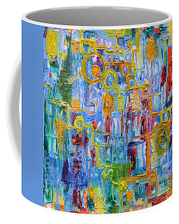 Nonlinear Coffee Mug