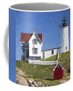 Maine Coffee Mugs